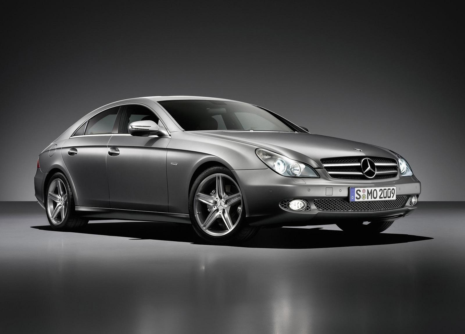 Mercedes-Benz CLS Grand Edition photo #1