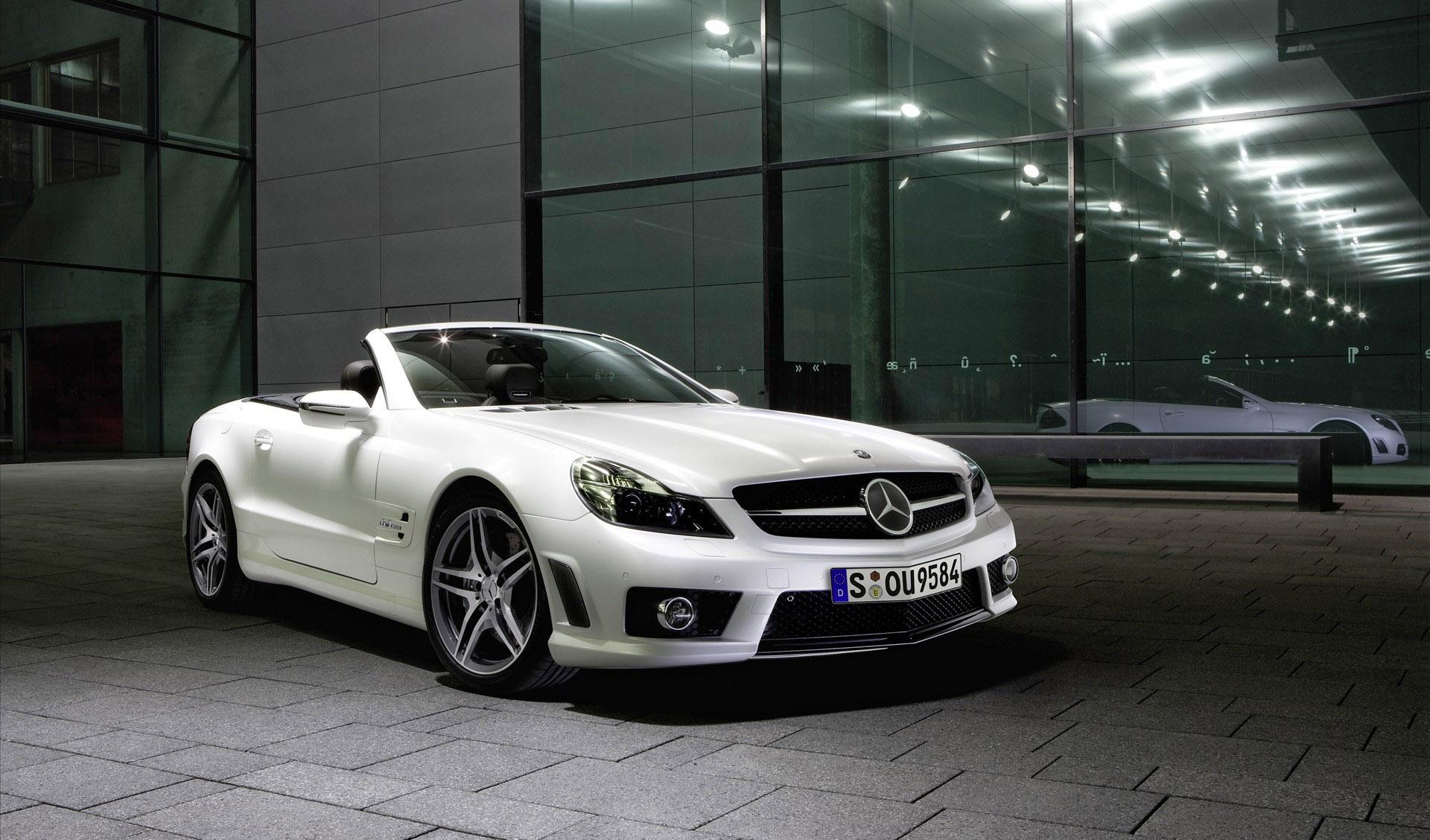 Mercedes-Benz SL 63 AMG Edition IWC photo #1