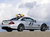 Mercedes-Benz SL63 AMG F1 Safety Car 2009