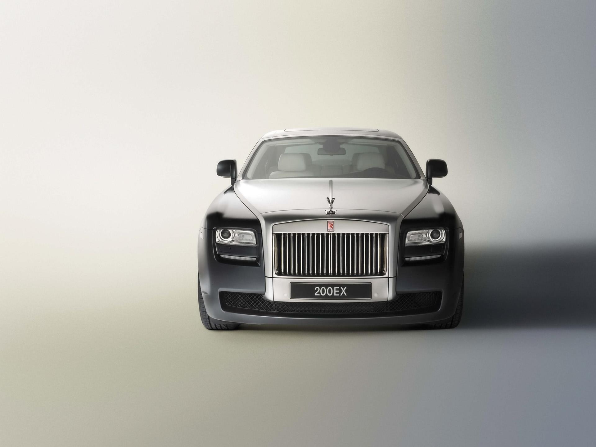 Rolls-Royce 200EX photo #1