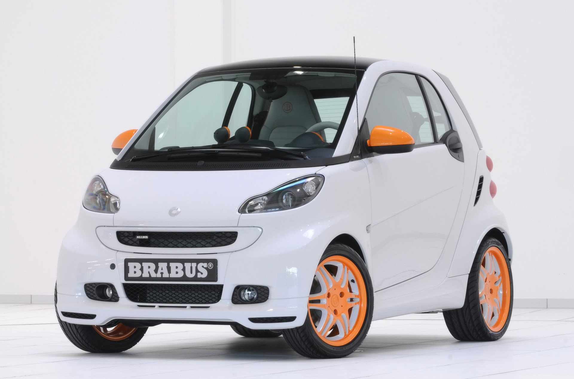 Brabus Smart ForTwo Tailor Made photo #1