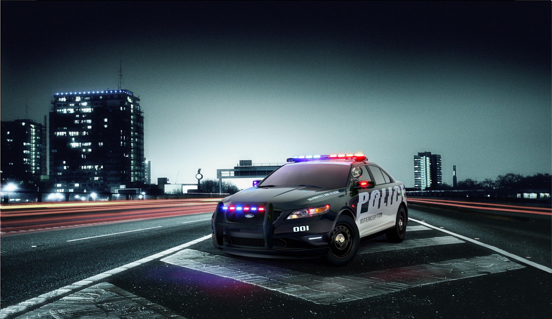 Ford Police Interceptor Concept photo #1
