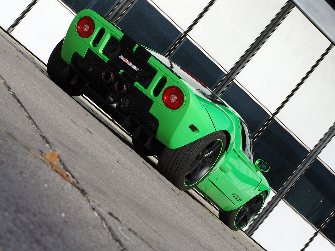 GeigerCars Ford GT Geiger HP790 photo #2