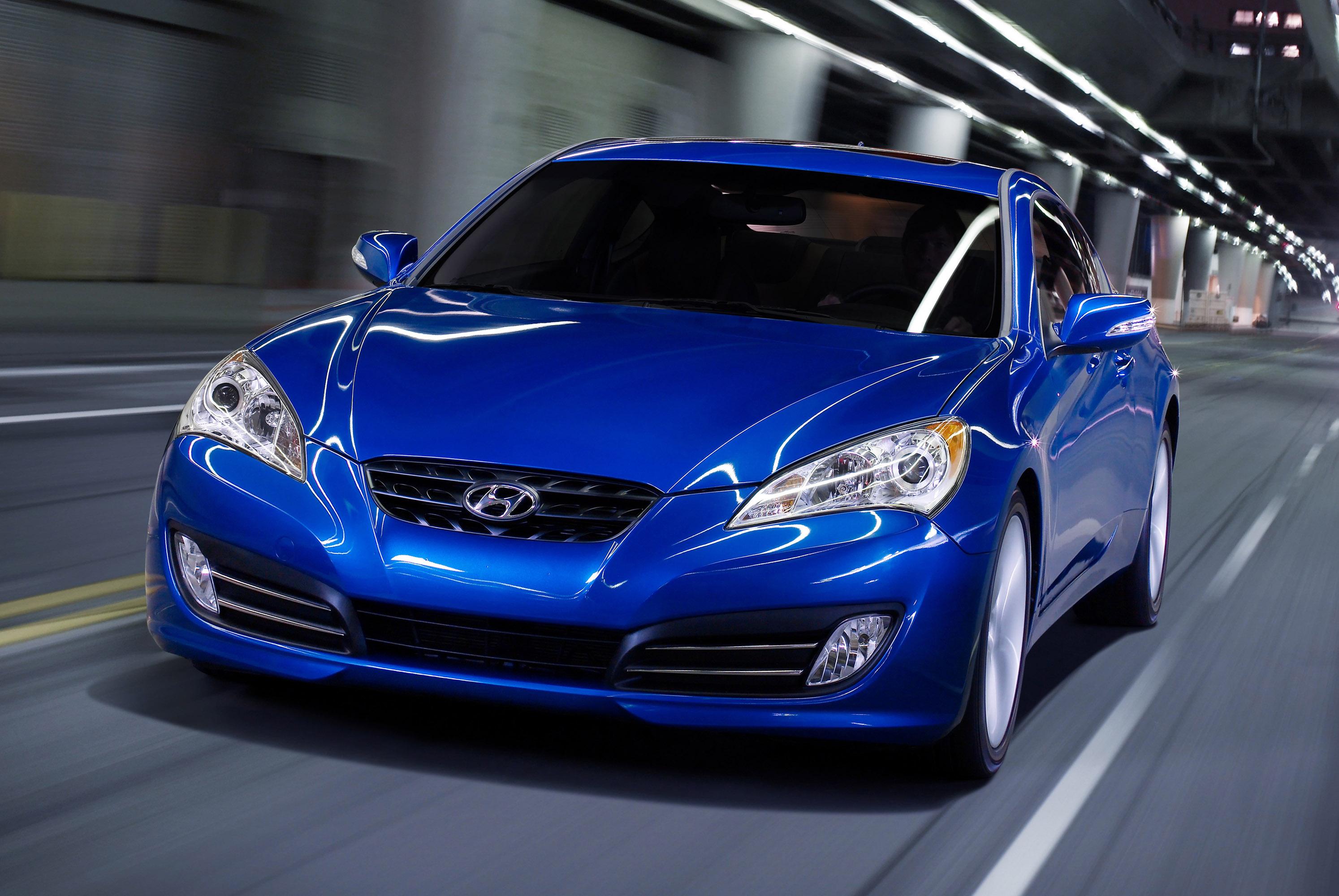 Hyundai Genesis Coupe photo #1