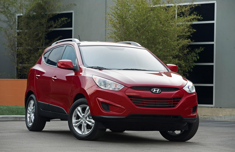 Hyundai Tucson photo #1