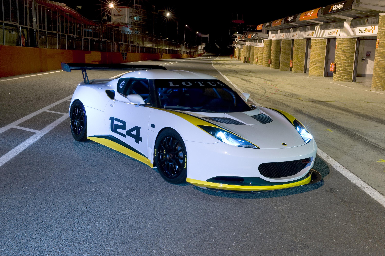 Lotus Evora Type 124 Endurance Racecar photo #1