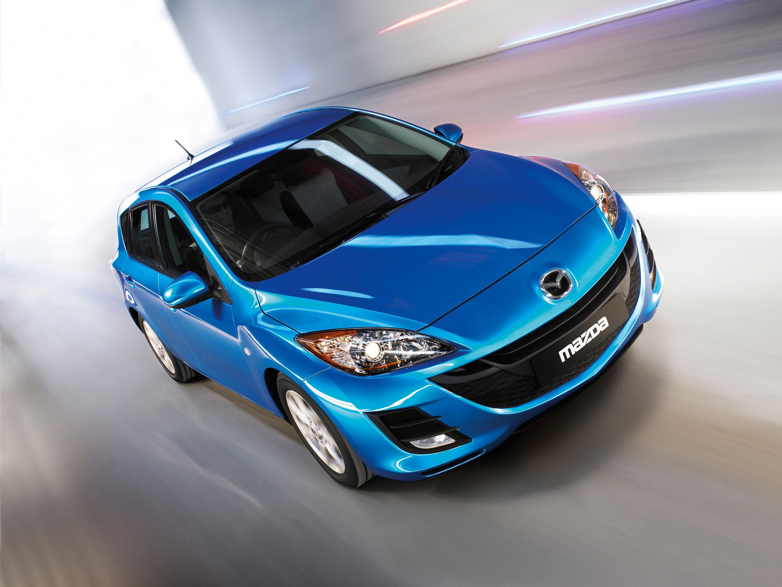 Mazda 3 photo #1