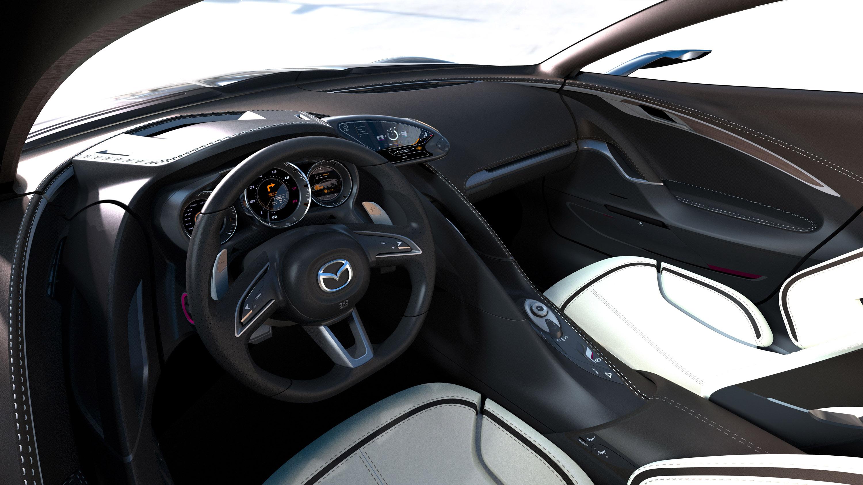 2010 Mazda Shinari Concept - HD Pictures @ carsinvasion.com