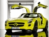 2010 Mercedes-Benz SLS AMG E-Cell Concept thumbnail photo 36826