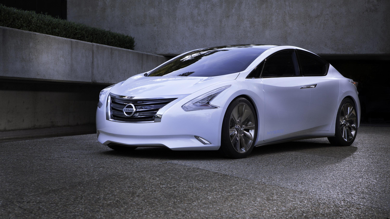 Nissan Ellure Concept photo #1