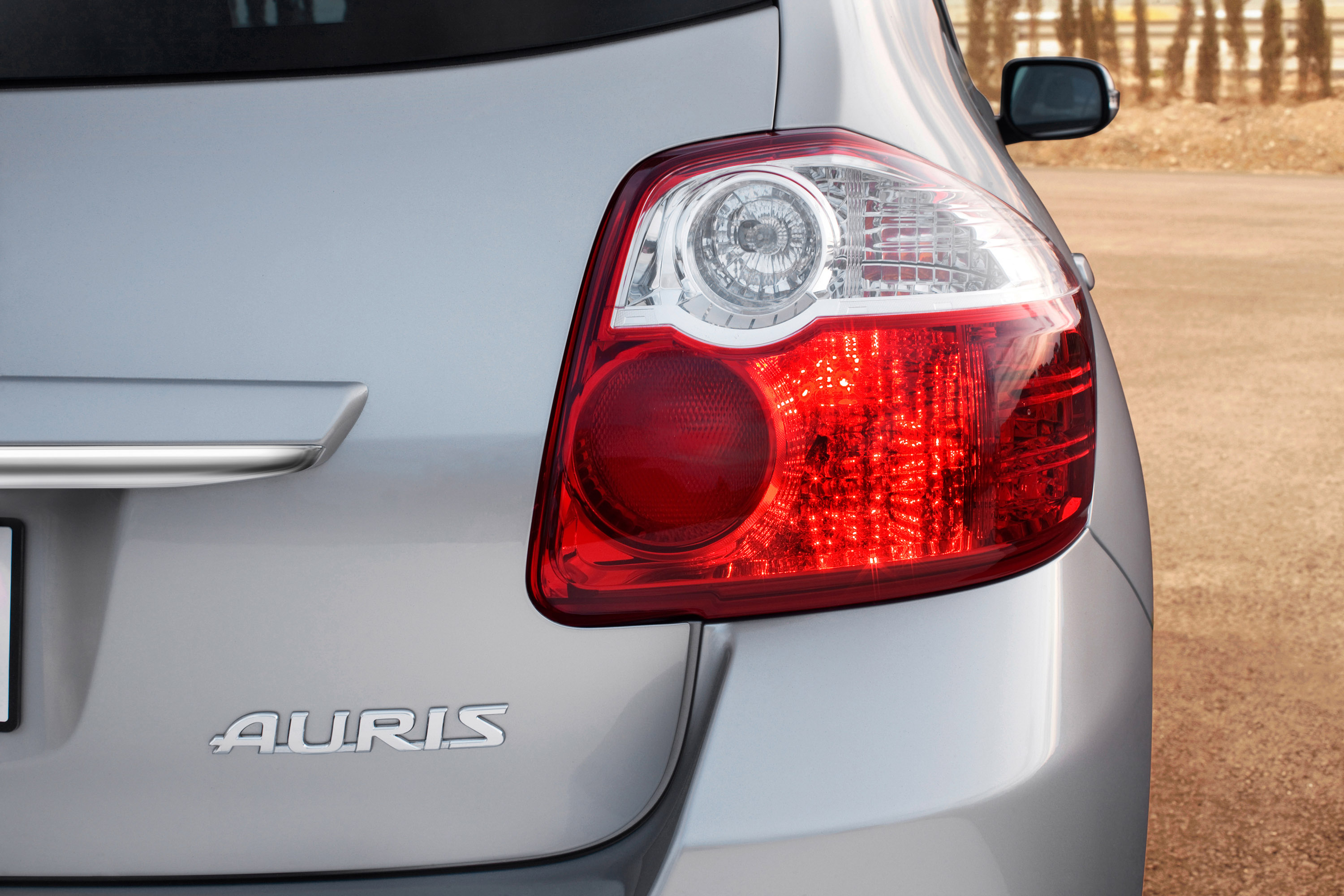 Toyota Auris photo #49
