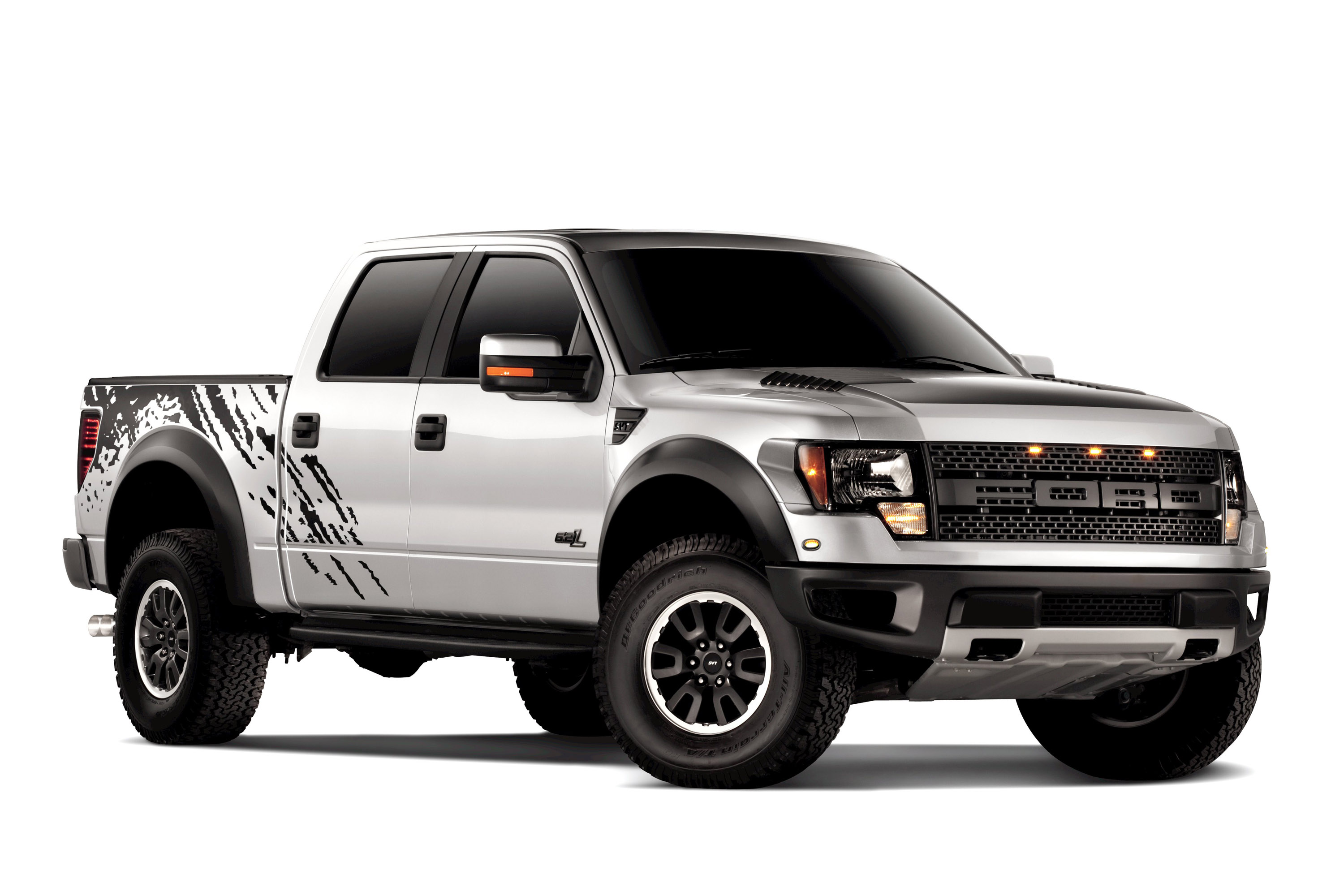 Ford F-150 SVT Raptor SuperCrew photo #1