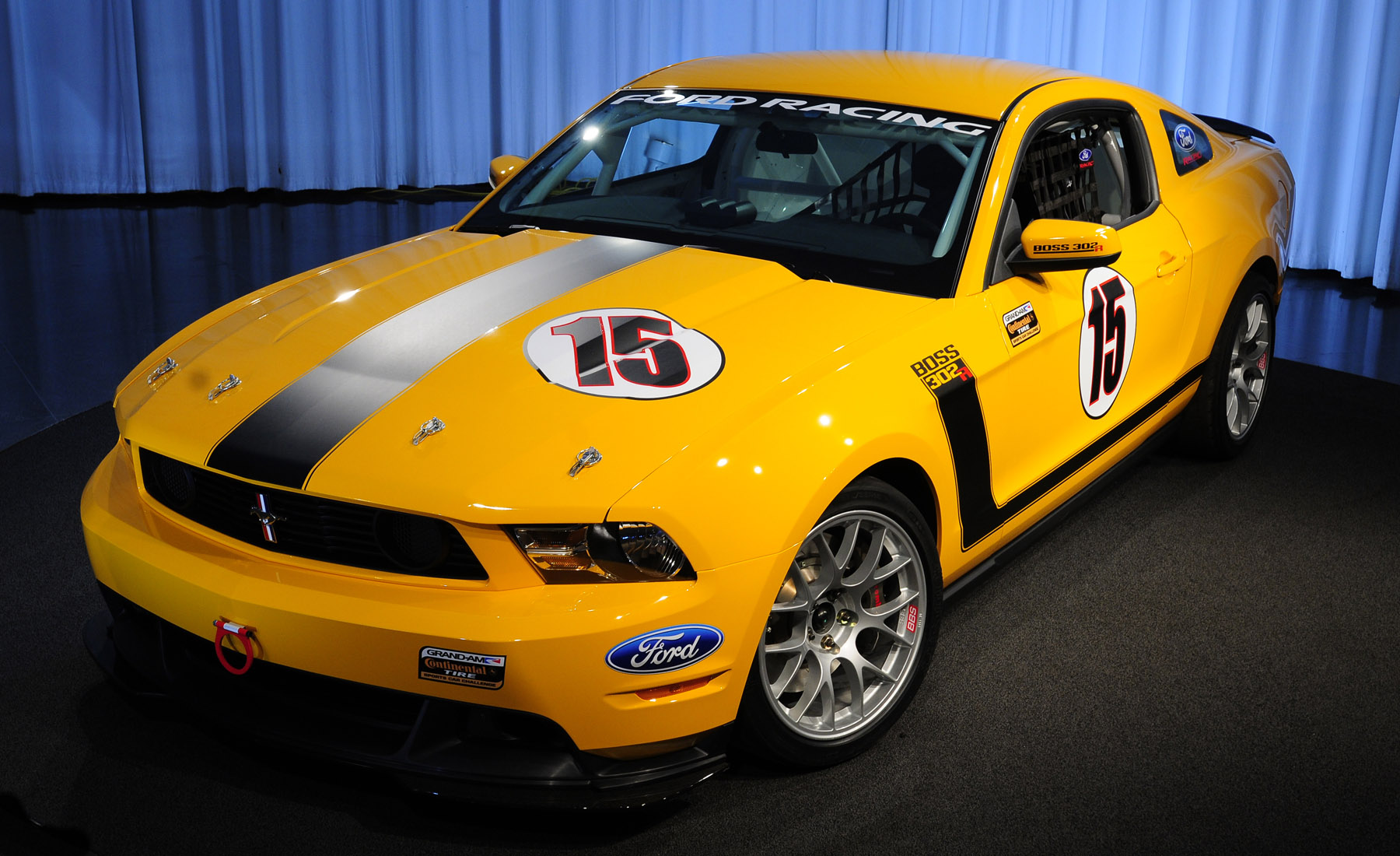 Ford Mustang Boss 302R photo #1