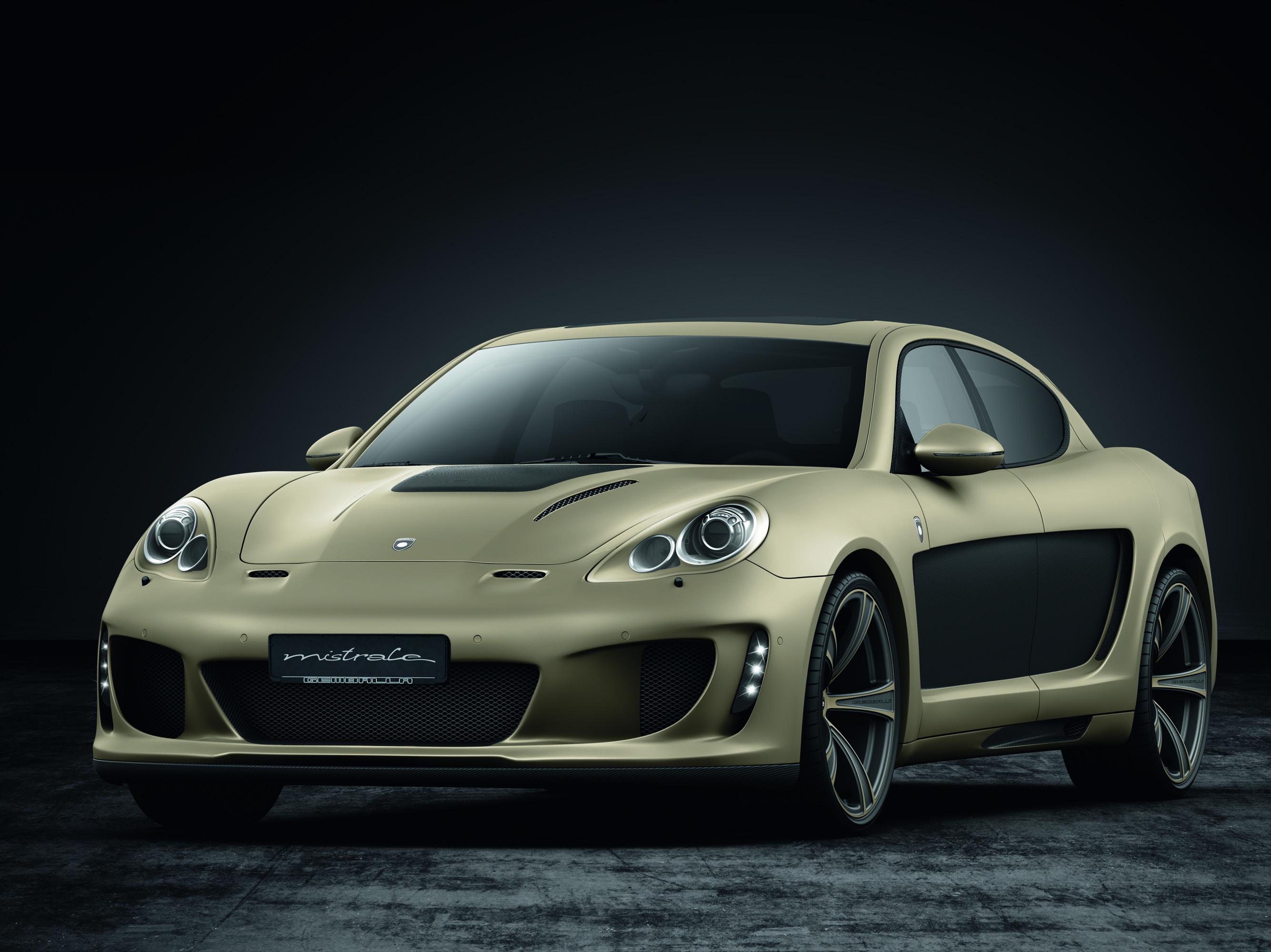 Gemballa Porsche Panamera Mistrale photo #1