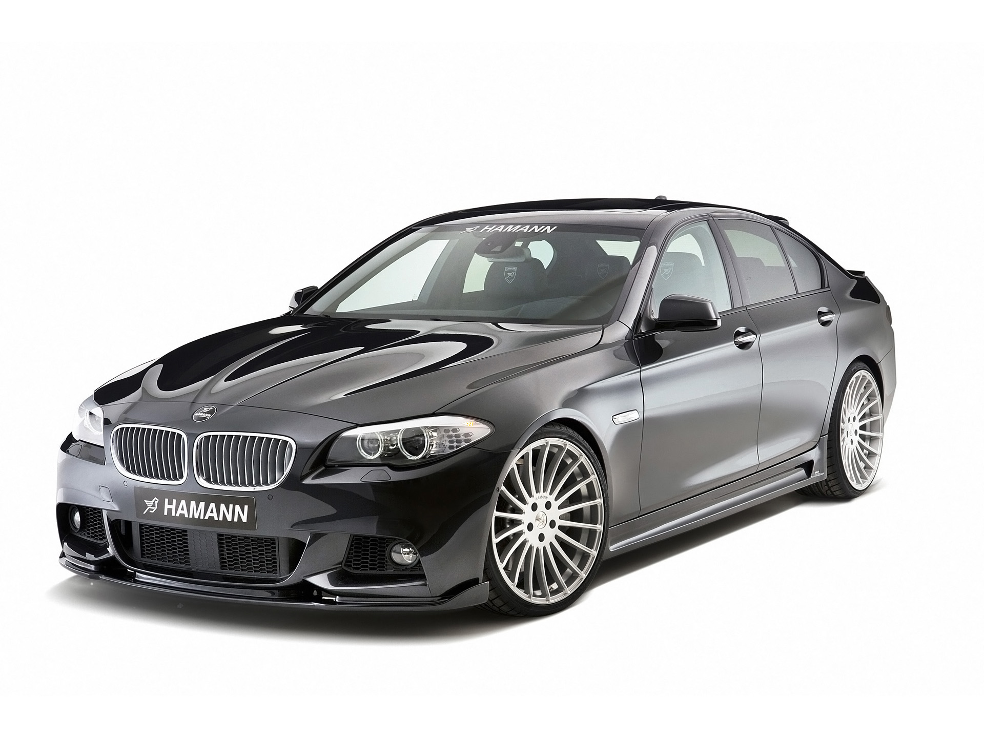 Hamann BMW 5-Series F10 M Technik photo #1