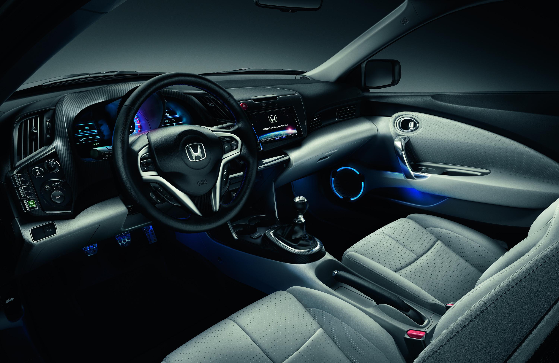 Honda CR-Z photo #45