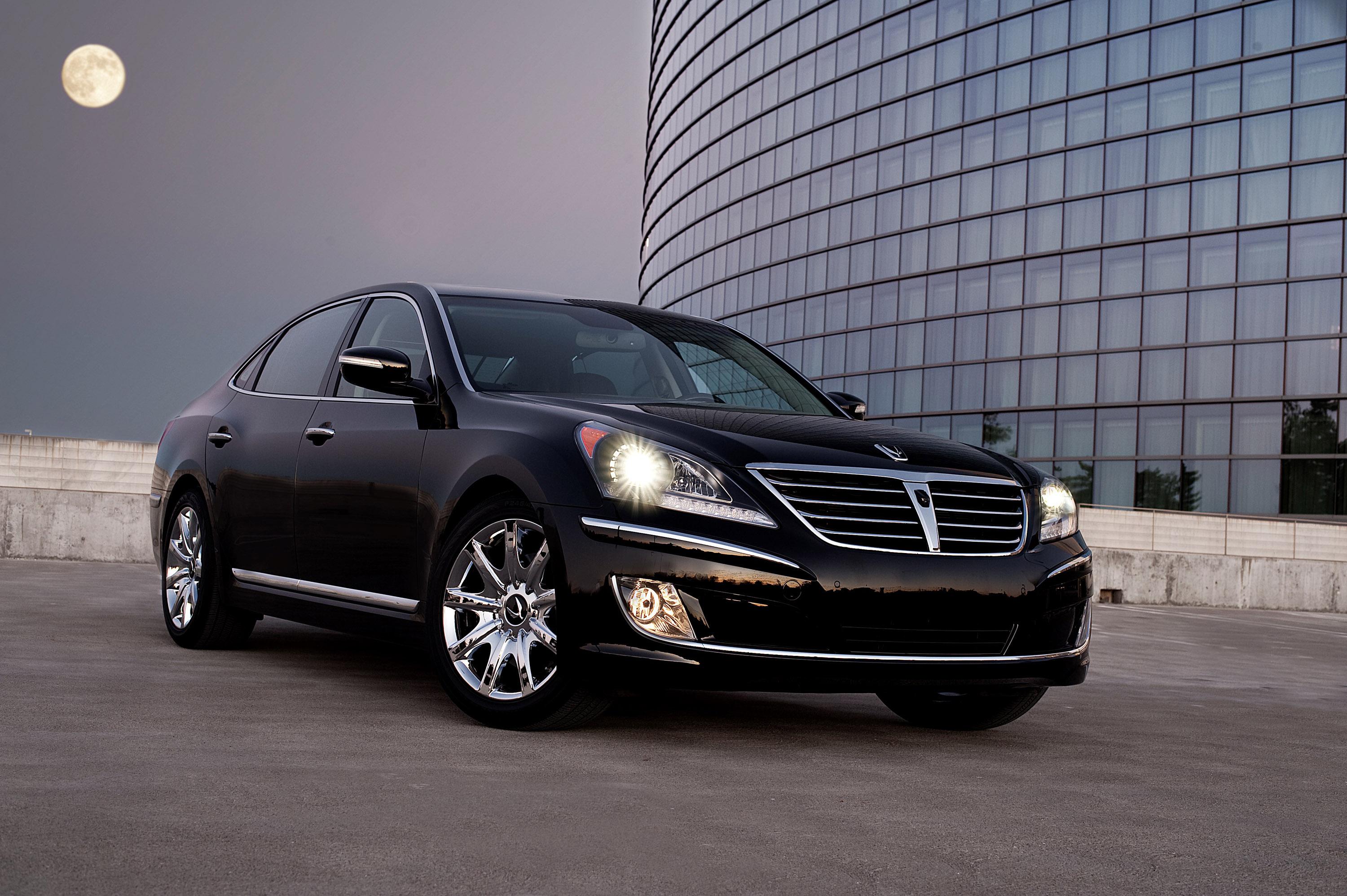 Hyundai Equus photo #1