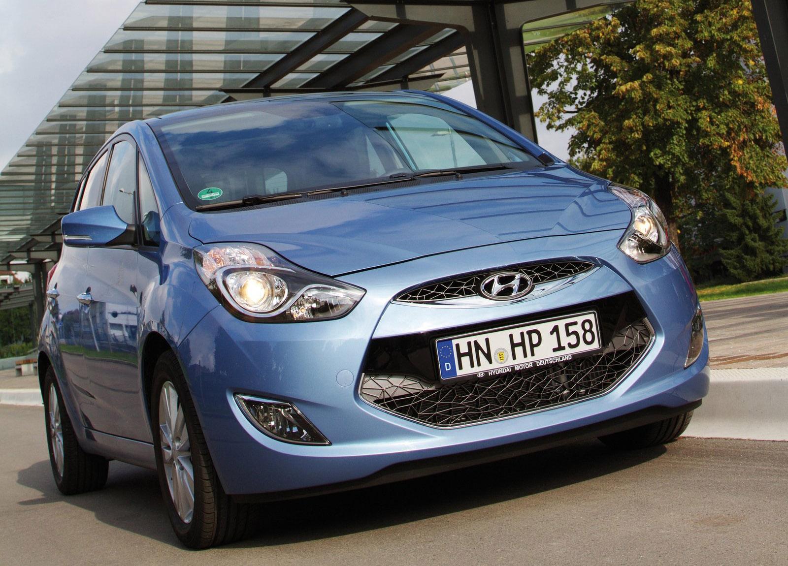 2011 Hyundai Ix20 Hd Pictures Carsinvasion Com