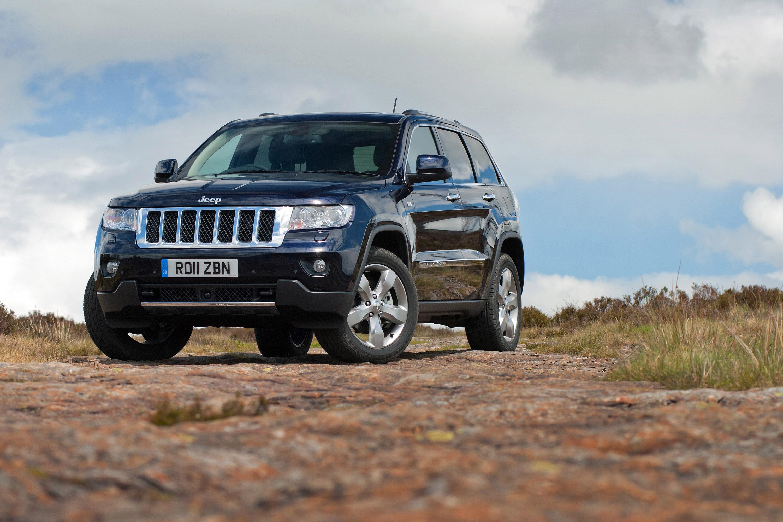2010 Jeep Cherokee UK Version photo - 2
