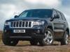 2011 Jeep Grand Cherokee UK Version