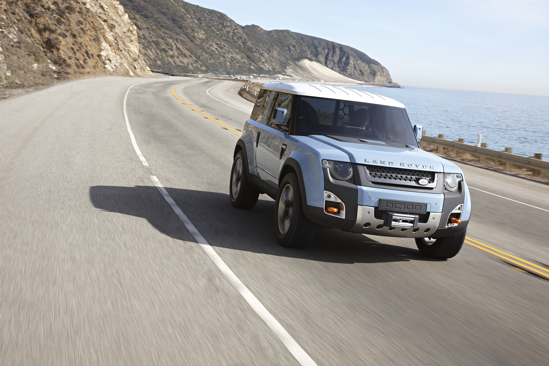 2011 Land Rover DC100 Sport Concept - HD Pictures @ carsinvasion.com