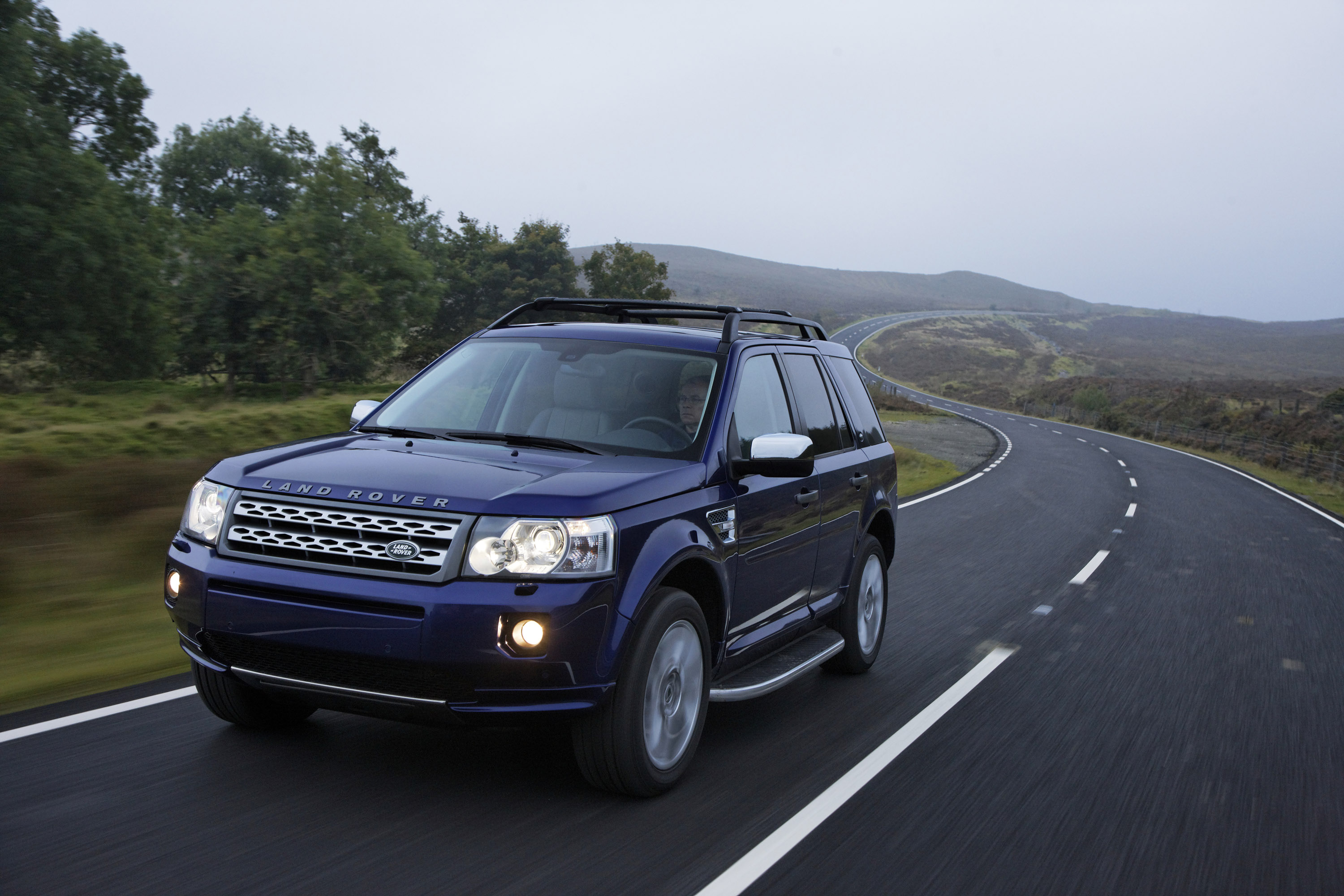 Land Rover Freelander 2 photo #2