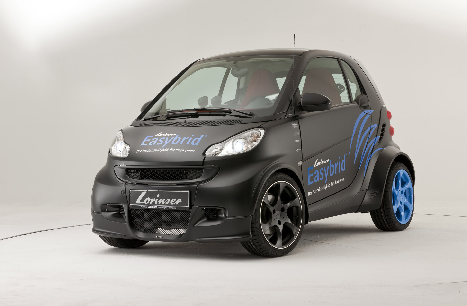 Lorinser Smart ForTwo Easybrid photo #1