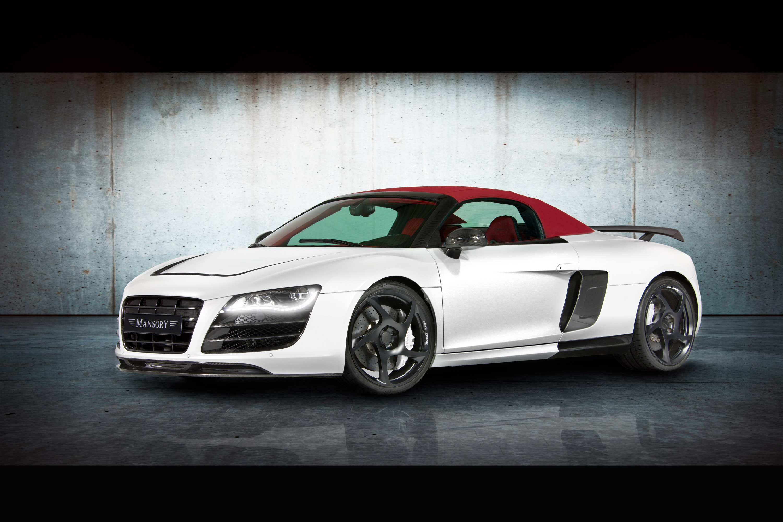 2011 MANSORY Audi R8 Spyder - HD Pictures @ carsinvasion.com