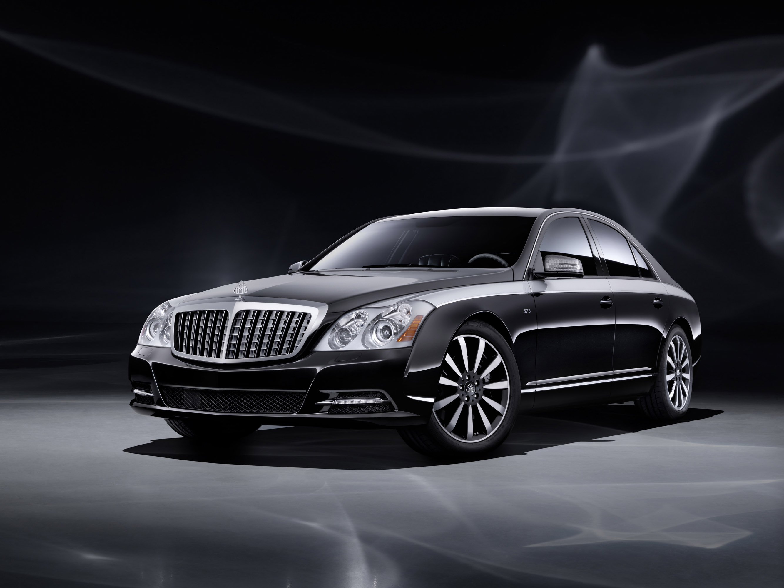 Maybach 57S Edition 125 photo #1