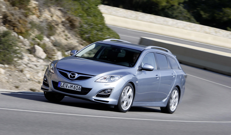 2011 Mazda 6 Wagon - HD Pictures @ carsinvasion.com