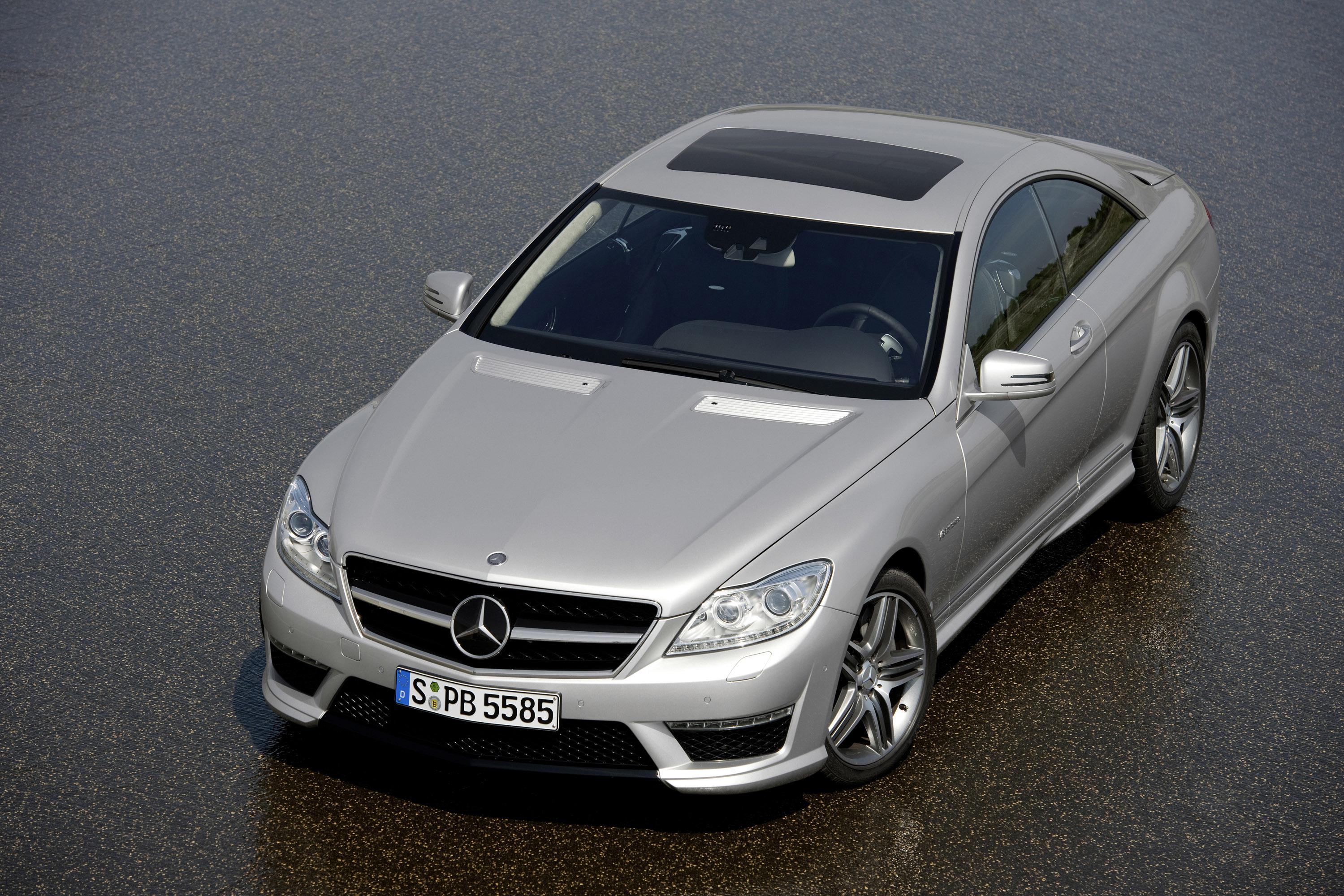 Mercedes-Benz CL63 AMG photo #1