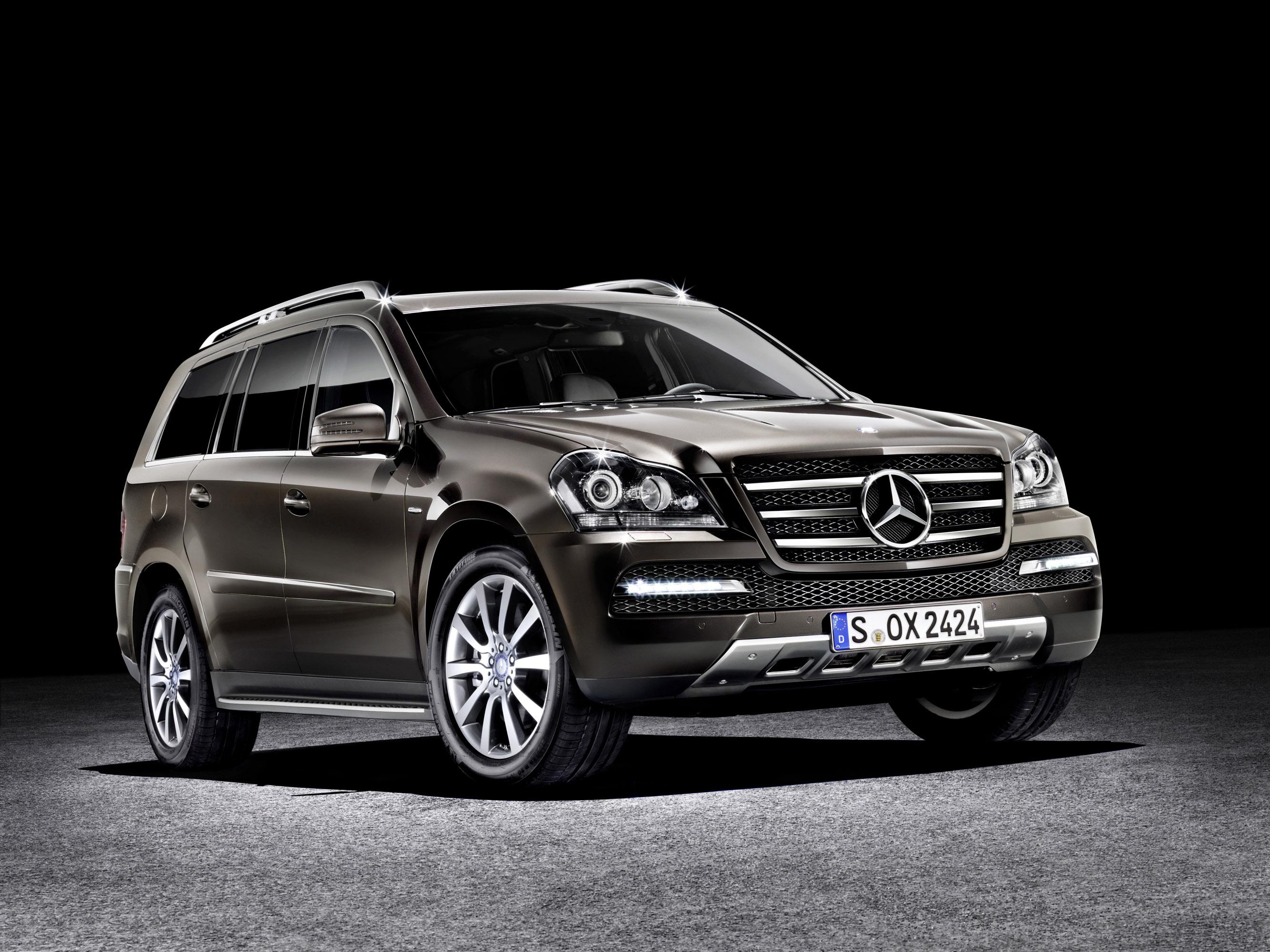 Mercedes-Benz GL-Class Grand Edition photo #1