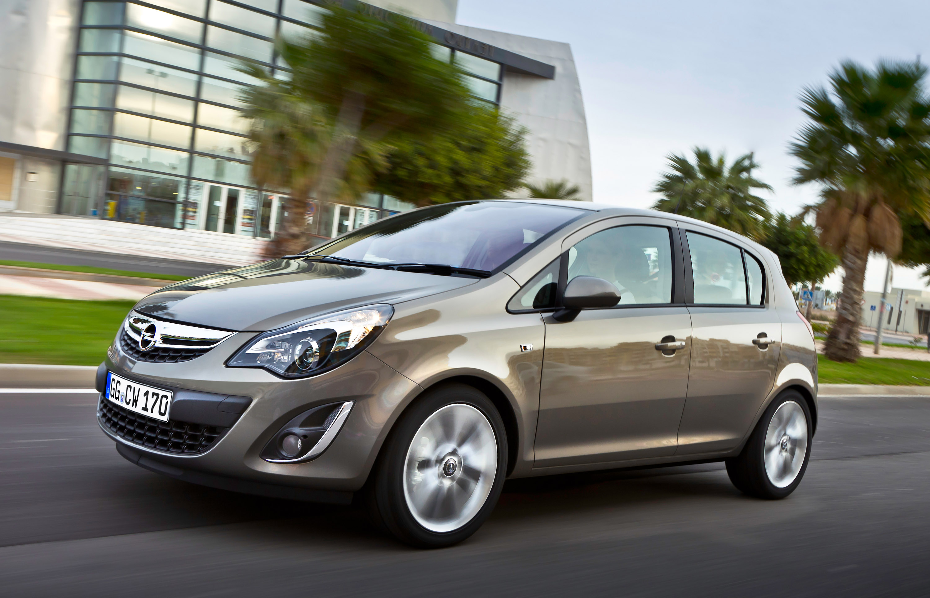 Opel Corsa photo #2