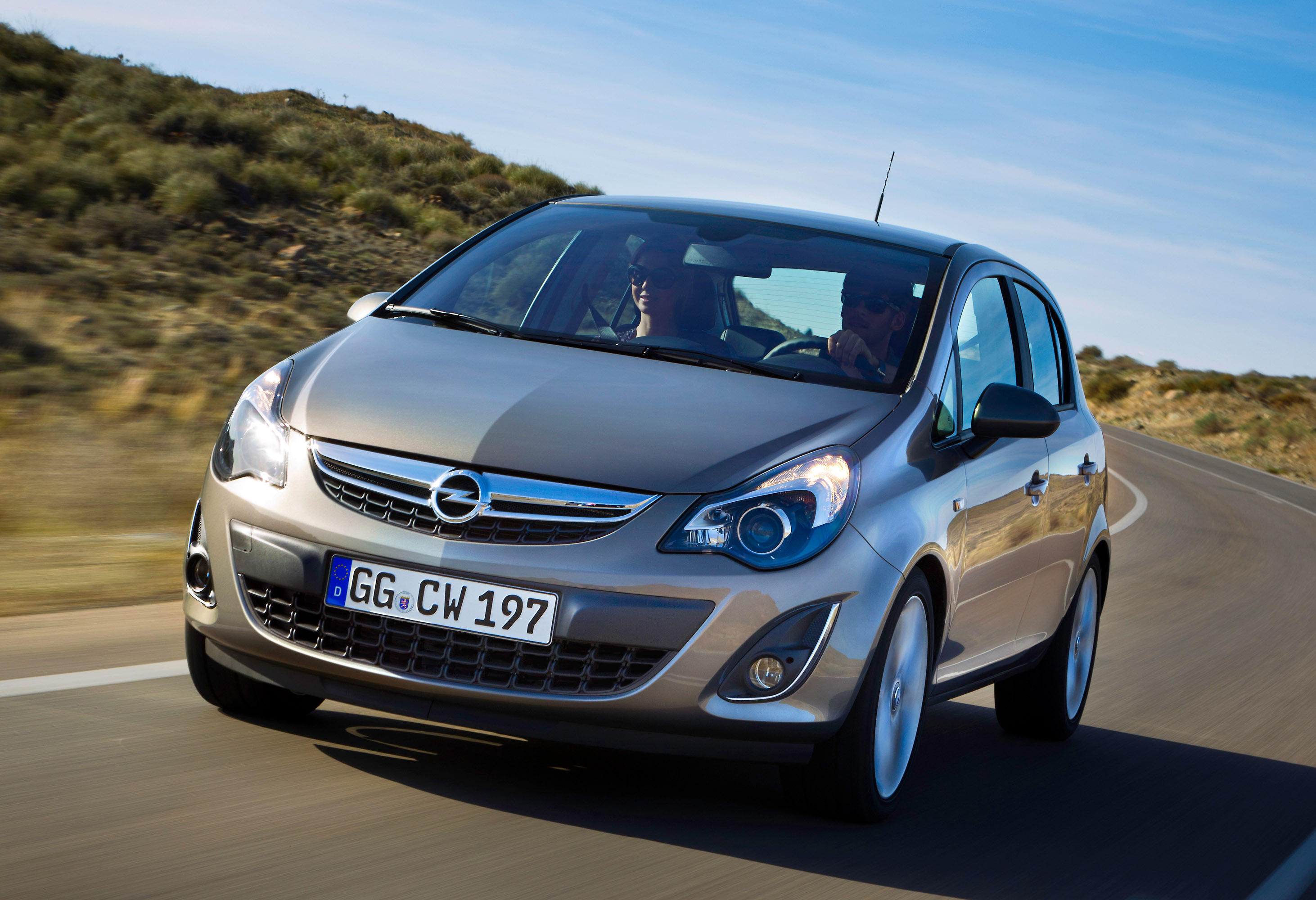 2011 opel corsa hd pictures. Black Bedroom Furniture Sets. Home Design Ideas