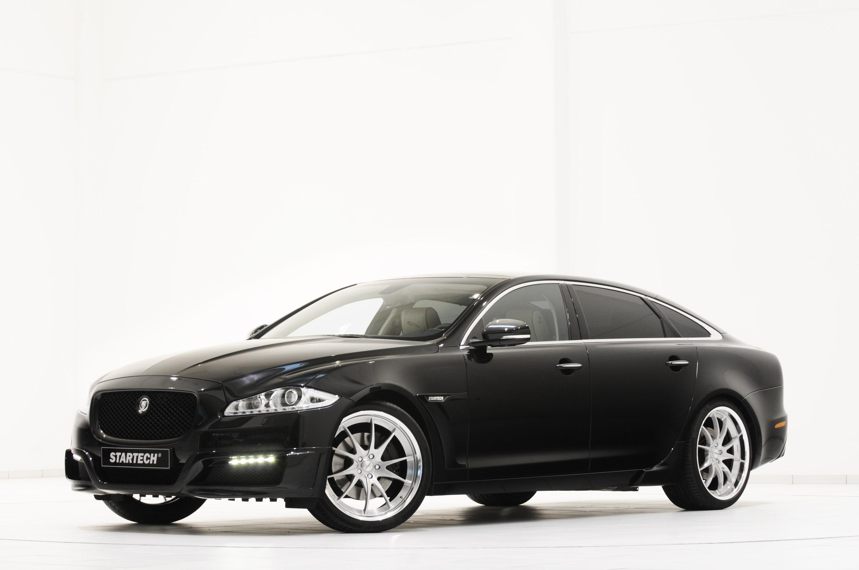Jaguar Xj Best Luxury Cars: 2011 Startech Jaguar XJ Luxury Sedan