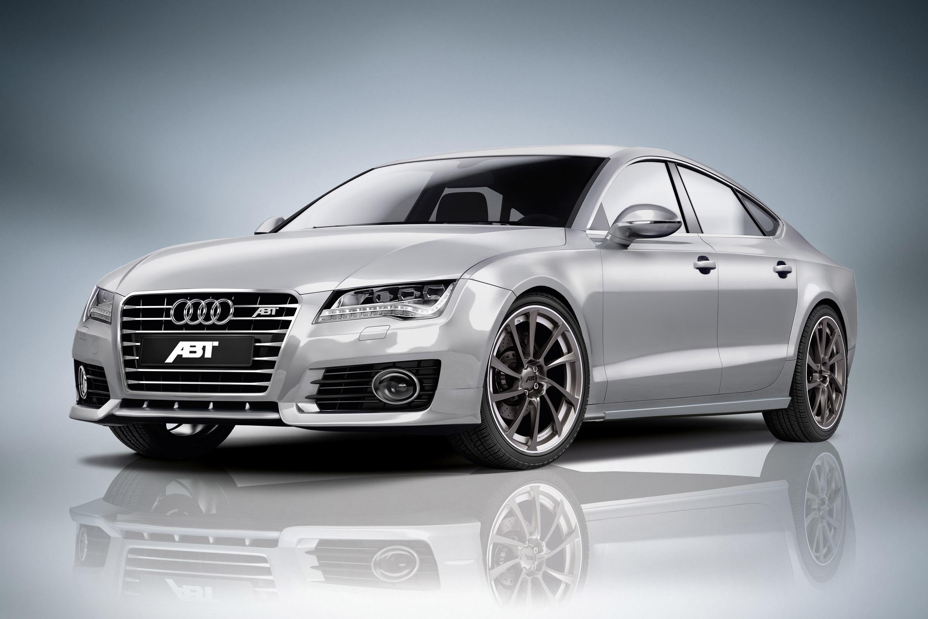ABT Audi A7 photo #1