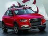 2012 Audi Q3 Red Track Concept