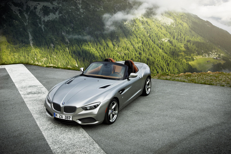 BMW Zagato Roadster photo #1