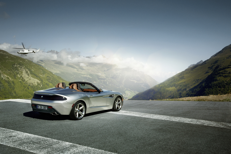 BMW Zagato Roadster photo #19
