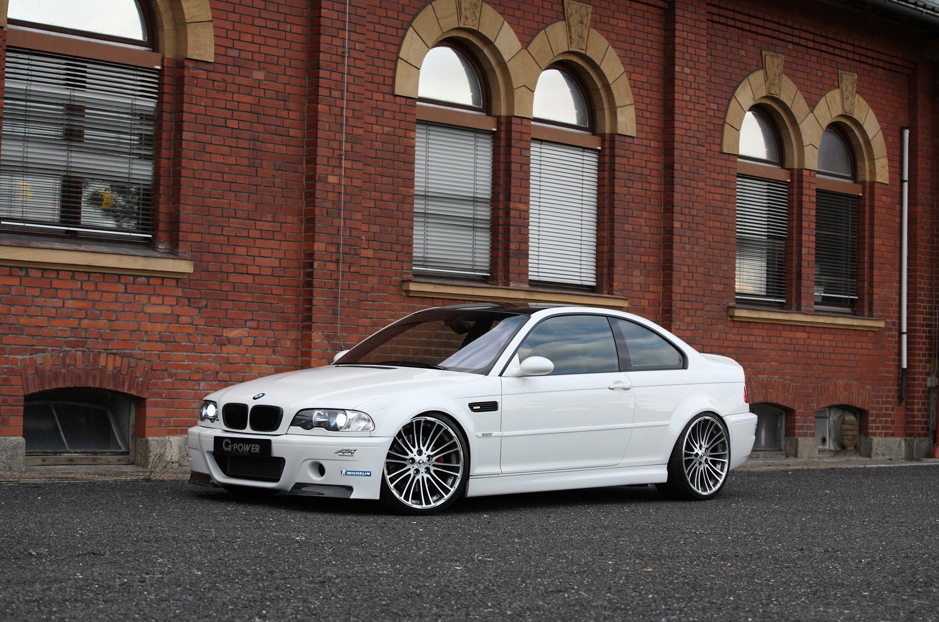 2012 G-POWER BMW M3 E46 - HD Pictures @ carsinvasion.com