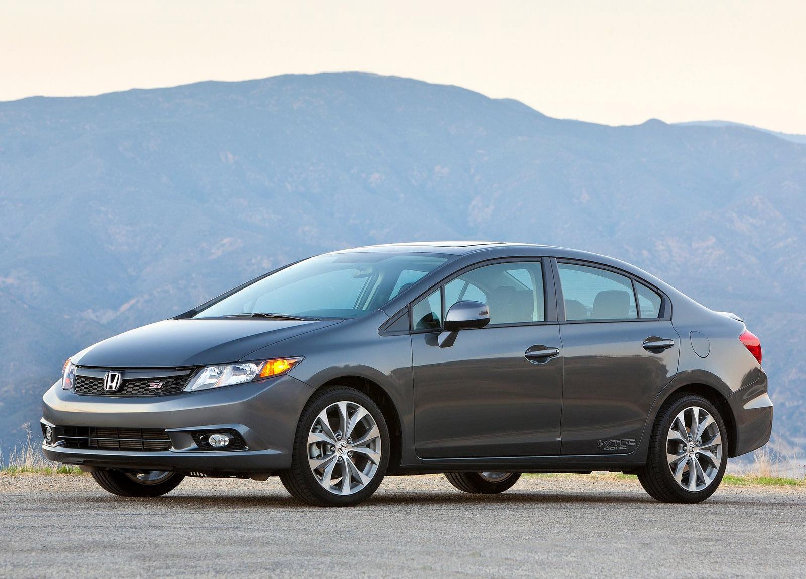 2012 Honda Civic Si Sedan - HD Pictures @ carsinvasion.com