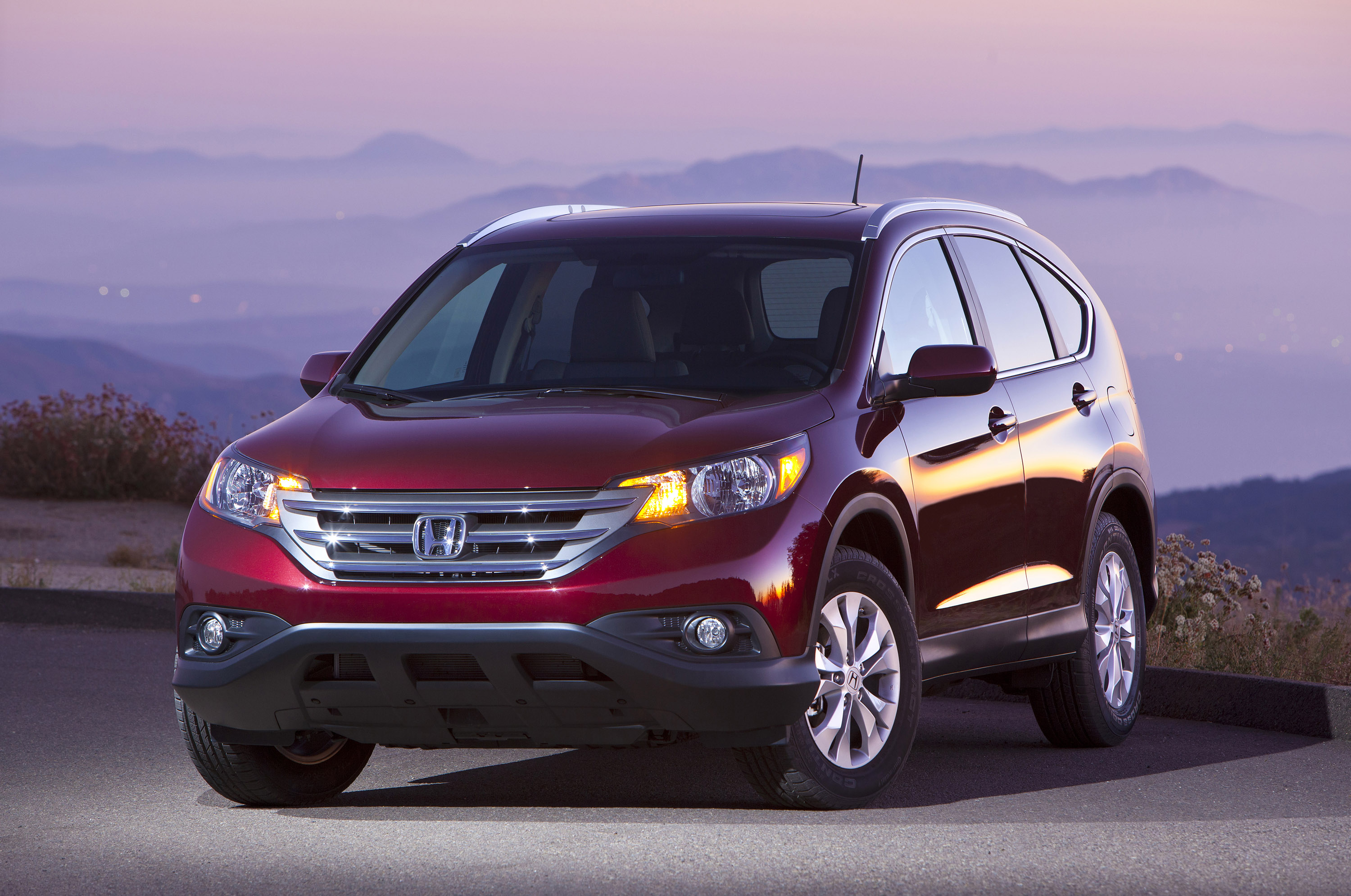 Honda CR-V photo #1