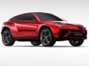 2012 Lamborghini Urus Concept thumbnail photo 3287