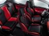 Lancia Ypsilon Black-Red 2012