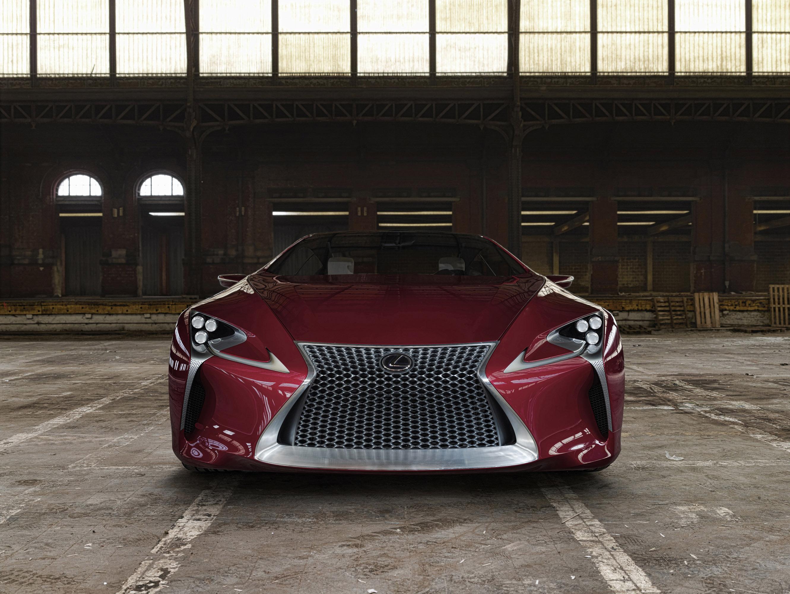 2012 Lexus LF-LC Concept - HD Pictures @ carsinvasion.com