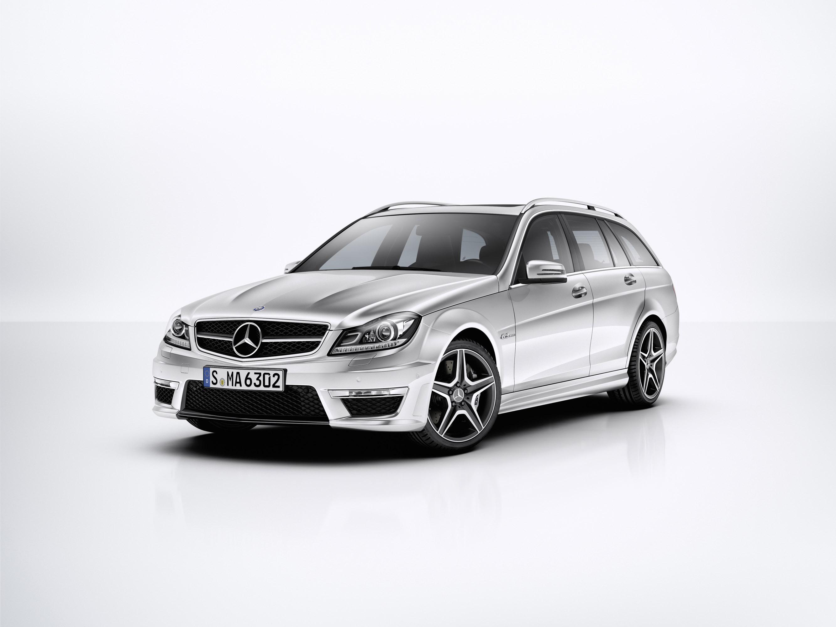 Mercedes-Benz C63 AMG Estate photo #1