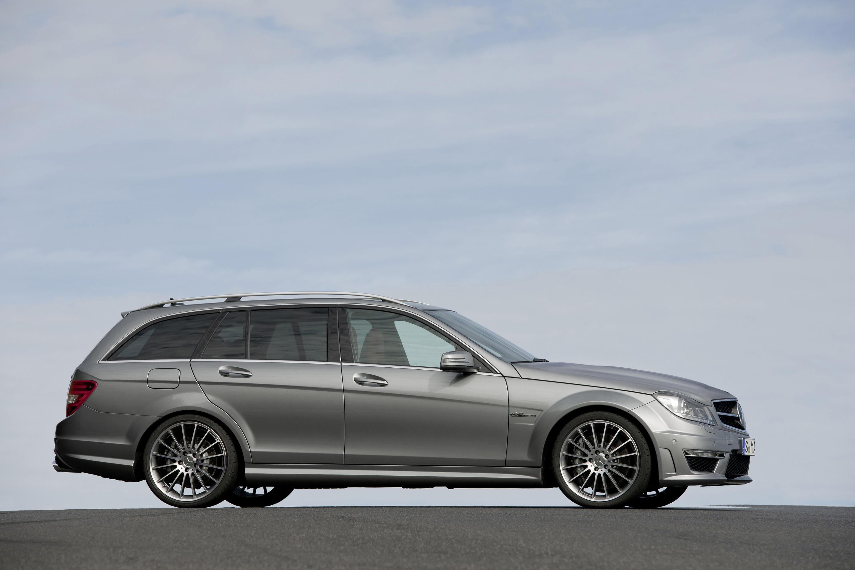 2012 Mercedes-Benz C63 AMG Estate thumbnail photo 35475