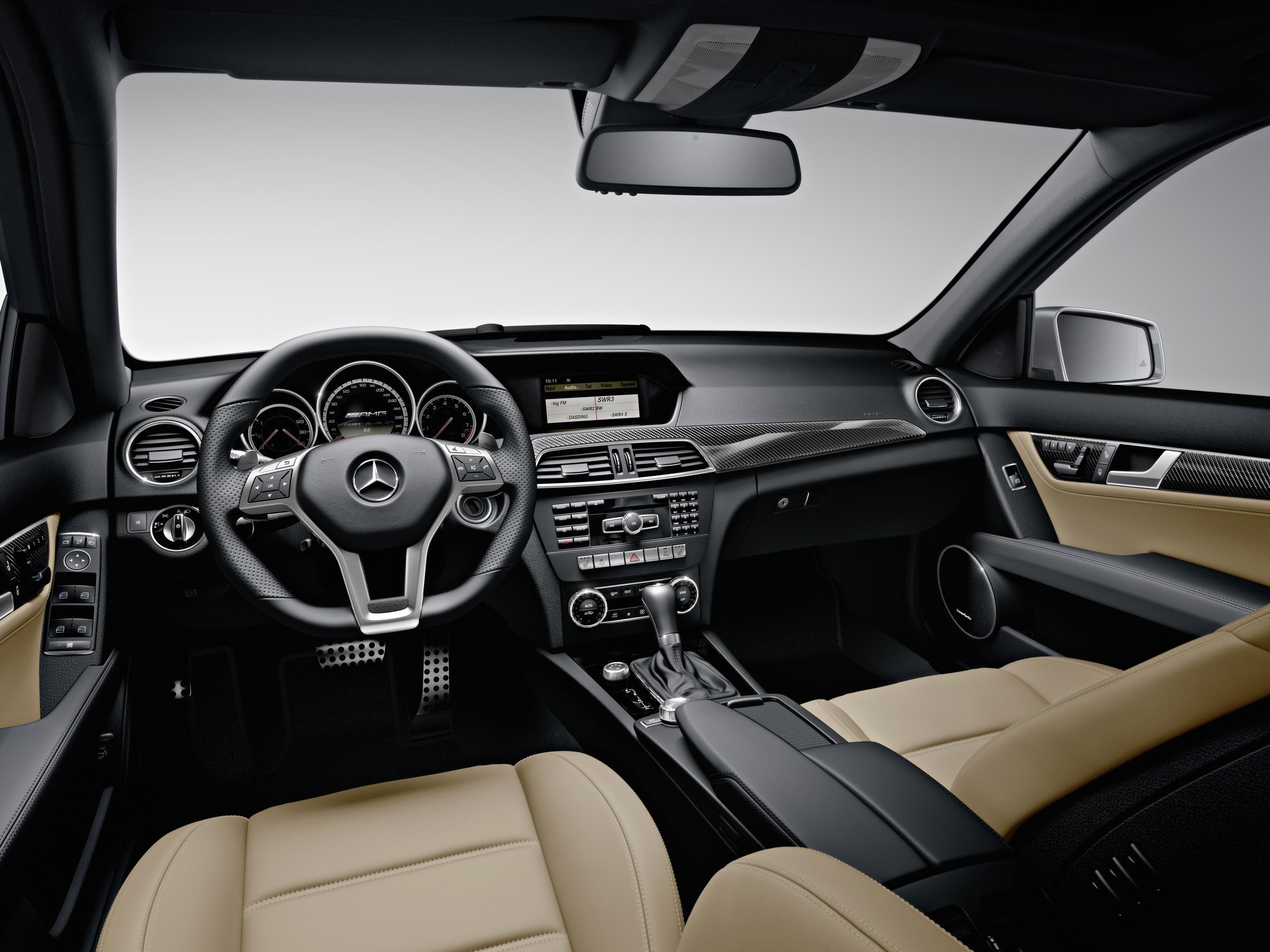 2012 Mercedes-Benz C63 AMG Estate thumbnail photo 35480
