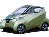 2012 Nissan PIVO 3 EV Concept