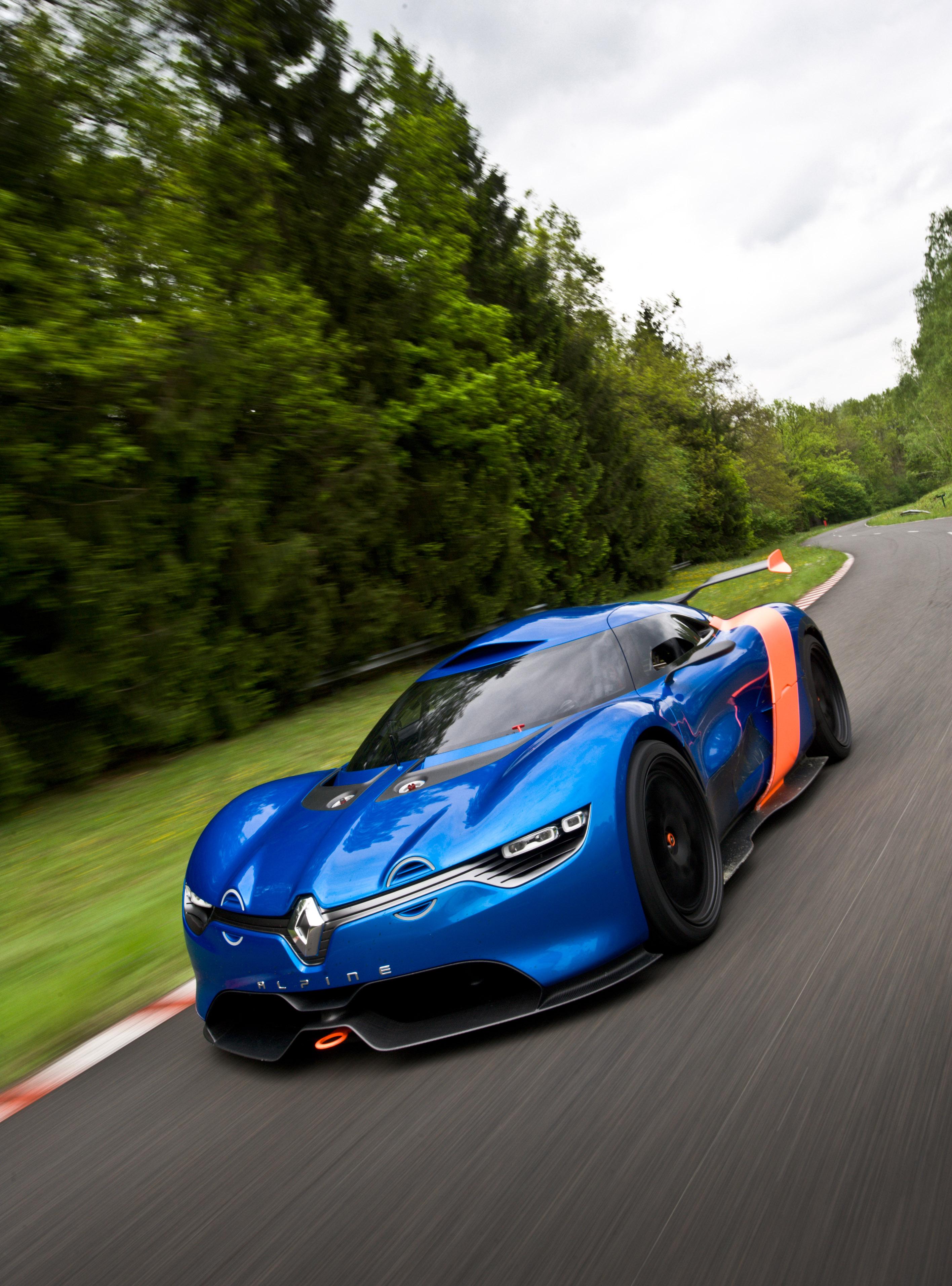 Renault Alpine A110-50 Concept photo #2